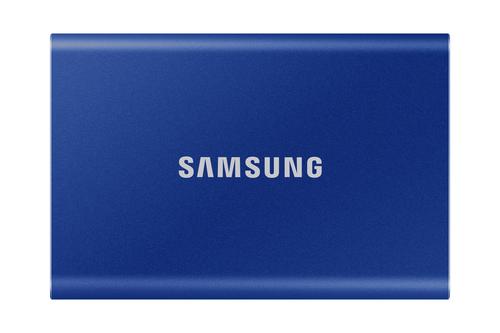 Samsung Portable SSD T7 1000 GB Blauw