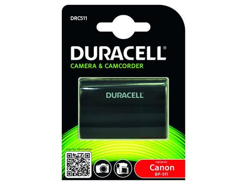 Duracell Camera Battery 7.4v 1400mAh Lithium-Ion (Li-Ion) 1400mAh 7.4V rechargeable battery