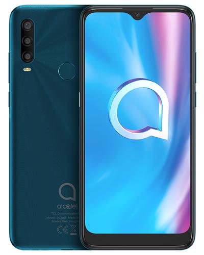 "Alcatel 1SE (2020) 15,8 cm (6.22"") 3 GB 32 GB Dual SIM 4G Groen Android 10.0 4000 mAh"