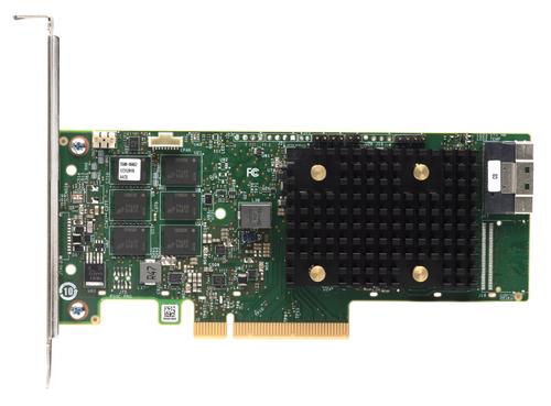 Lenovo 4Y37A09728 RAID controller PCI Express x8 4.0 12 Gbit/s