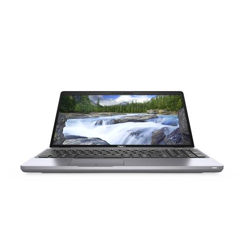 """DELL Latitude 5510 Notebook Black 39.6 cm (15.6"""") 1920 x 1080 pixels 10th gen Intel® Core™ i5 8 GB DDR4-SDRAM 256 GB SSD Wi-Fi"""