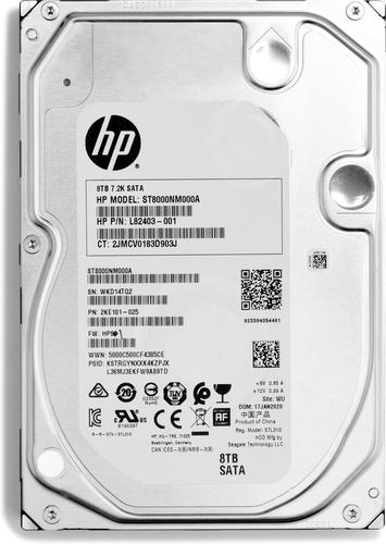 HP 8TB 7200RPM SATA3