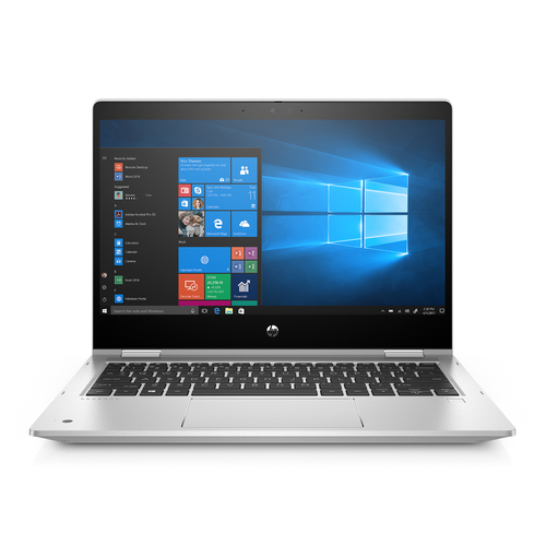 "HP ProBook x360 435 G7 Hybride (2-in-1) Zilver 33,8 cm (13.3"") 1920 x 1080 Pixels Touchscreen AMD Ryzen 3 4 GB DDR4-SDRAM 128 G"