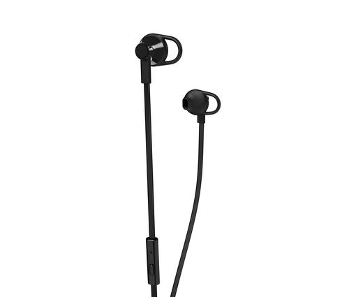 HP X7B04AA Headset In-ear 3,5mm-connector Zwart