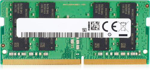 HP 4GB DDR4-3200 DIMM memory module 1 x 4 GB 3200 MHz