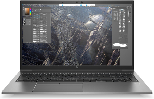 "HP ZBook Firefly 15 G7 Notebook Grijs 39,6 cm (15.6"") 1920 x 1080 Pixels Intel® 10de generatie Core™ i7 16 GB DDR4-SDRAM 512 GB"