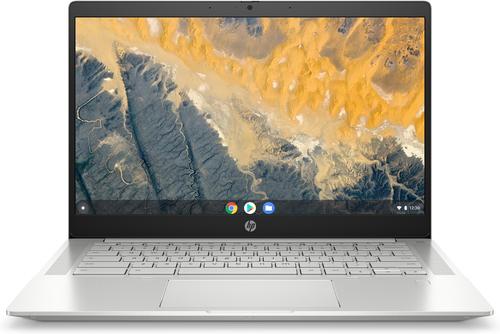 "HP Chromebook Pro c640 Zilver 35,6 cm (14"") 1920 x 1080 Pixels Intel® 10de generatie Core™ i5 8 GB DDR4-SDRAM 64 GB eMMC Wi-Fi"