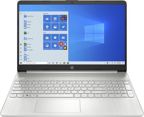 "HP 15s-eq1115nd DDR4-SDRAM Notebook 39,6 cm (15.6"") 1920 x 1080 Pixels AMD Ryzen 3 4 GB 128 GB SSD Wi-Fi 5 (802.11ac) Windows 1"