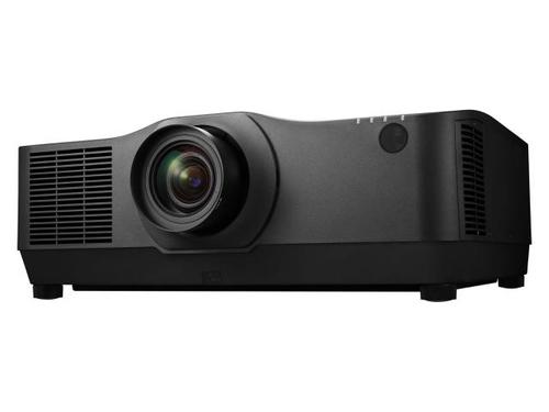 NEC 40001456 beamer/projector Projector voor grote zalen 10000 ANSI lumens 3LCD WUXGA (1920x1200) 3D Zwart