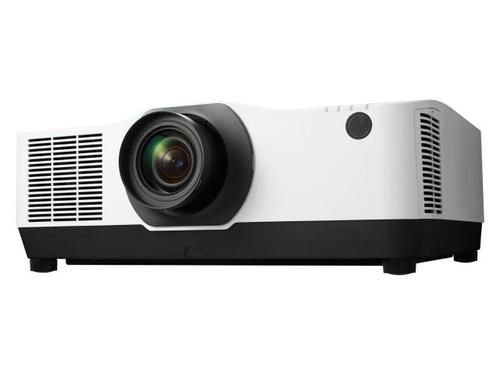 NEC 40001458 beamer/projector Projector voor grote zalen 10000 ANSI lumens 3LCD WUXGA (1920x1200) 3D Wit