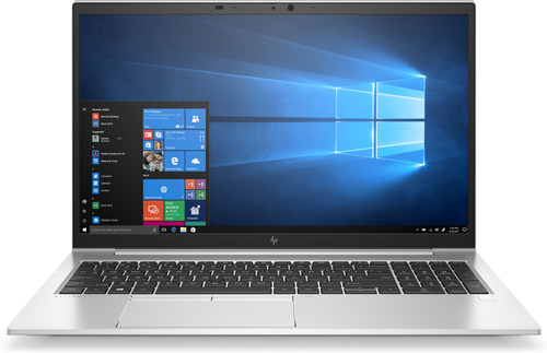 "HP EliteBook 850 G7 Notebook Silver 39.6 cm (15.6"") 1920 x 1080 pixels 10th gen Intel® Core™ i5 8 GB DDR4-SDRAM 256 GB SSD Wi-F"