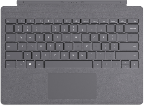 Microsoft Surface Pro Signature Type Cover Platina