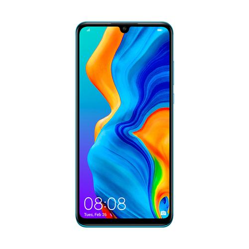 """Huawei P30 lite 15,6 cm (6.15"""") Hybride Dual SIM Android 9.0 4G USB Type-C 4 GB 128 GB 3340 mAh Blauw"""