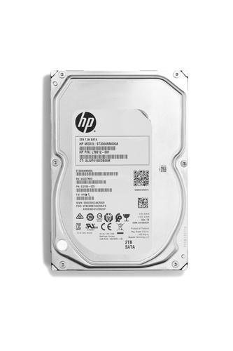 """HP 2Z274AA interne harde schijf 3.5"""" 2000 GB SATA"""