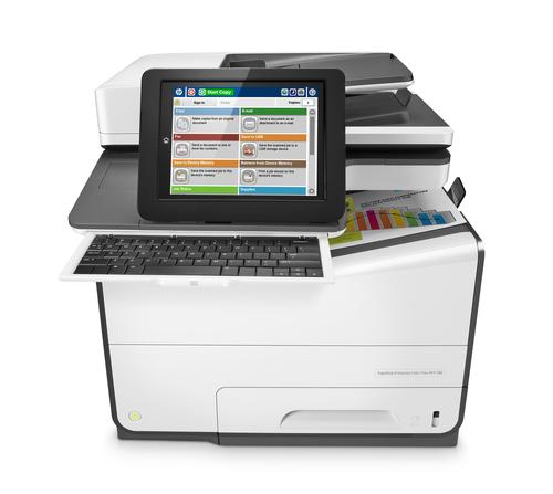 HP PageWide Enterprise Color Flow 586z Inkjet A4 2400 x 1200 DPI 50 ppm