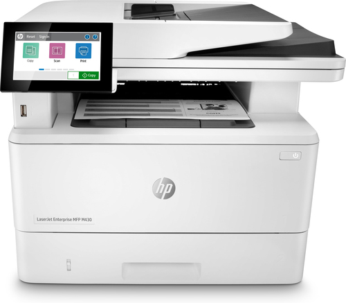 HP LaserJet Enterprise MFP M430f Thermische inkjet A5 600 x 600 DPI 63 ppm