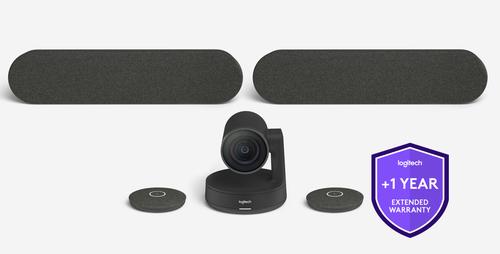 Logitech 994-000101 garantie- en supportuitbreiding
