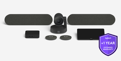 Logitech One Year Extended Warranty - Large Room