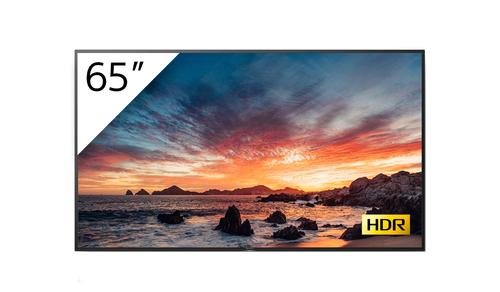 """Sony FWD-65X80H/UKT tv 165,1 cm (65"""") 4K Ultra HD Smart TV Wi-Fi Zwart"""