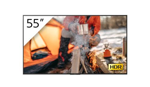 """Sony FWD-55X70H/UKT tv 139,7 cm (55"""") 4K Ultra HD Smart TV Wi-Fi Zwart"""