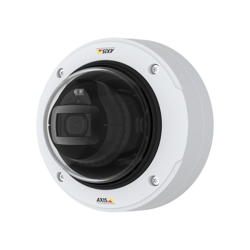 Axis P3248-LVE IP-beveiligingscamera Buiten Dome 3840 x 2160 Pixels Plafond/muur