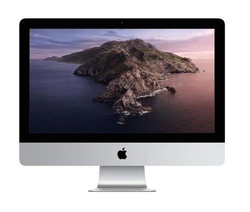 "Apple iMac 54,6 cm (21.5"") 4096 x 2304 Pixels Intel® 8de generatie Core™ i5 8 GB DDR4-SDRAM 256 GB SSD Alles-in-één-pc AMD Rade"
