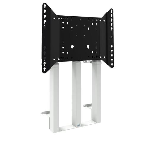 """iiyama MD 052W7155K bevestiging voor signage-beeldschermen 2,49 m (98"""") Zwart, Wit"""