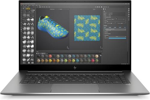 """HP ZBook Studio G7 Mobiel werkstation Zilver 39,6 cm (15.6"""") 1920 x 1080 Pixels Intel® 10de generatie Core™ i7 32 GB DDR4-SDRAM"""