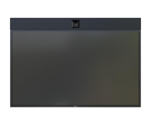 """NEC InfinityBoard 2.1 QL Interactief flatscreen 139,7 cm (55"""") IPS 4K Ultra HD Zwart Type processor"""