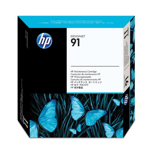 HP 91 onderhoudscartridge