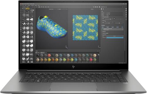 "HP ZBook Studio G7 Mobile workstation Grey 39.6 cm (15.6"") 1920 x 1080 pixels 10th gen Intel® Core™ i7 16 GB DDR4-SDRAM 512 GB"