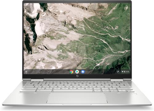 "HP Chromebook Elite c1030 34,3 cm (13.5"") Touchscreen WUXGA+ Intel® 10de generatie Core™ i3 8 GB DDR4-SDRAM 128 GB SSD Wi-Fi 6"
