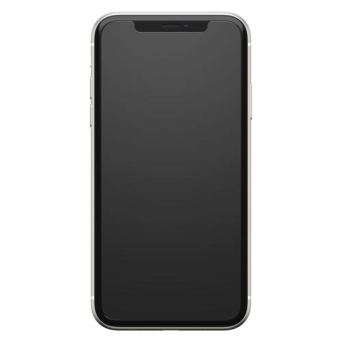 OtterBox Trusted Glass voor Apple iPhone 11/XR, transparant - Geen retailverpakking