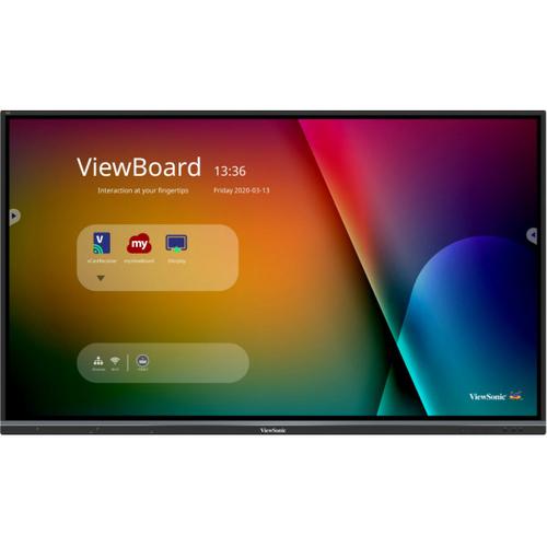 "Viewsonic IFP5550-3 interactive whiteboard 139.7 cm (55"") Touchscreen 3840 x 2160 pixels HDMI"