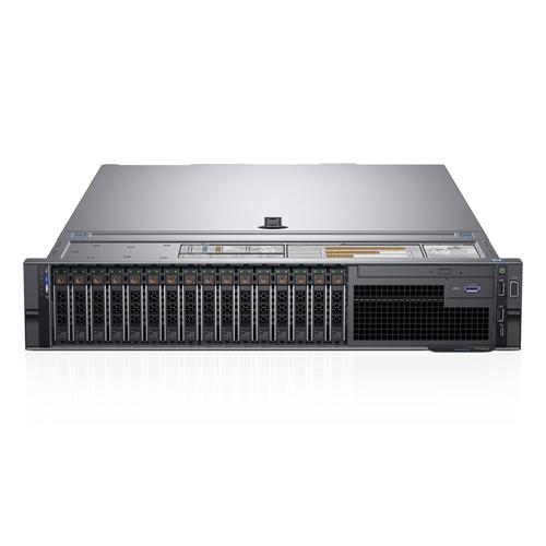 DELL PowerEdge R740 server Intel Xeon Silver 2.4 GHz 32 GB DDR4-SDRAM Rack (2U) 750 W