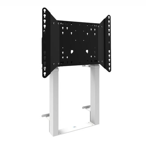 """iiyama MD 052W7150K bevestiging voor signage-beeldschermen 2,18 m (86"""") Aluminium, Zwart"""