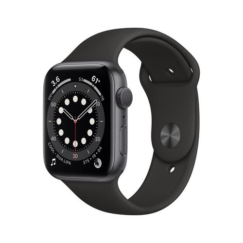 Apple Watch Series 6 OLED Grijs GPS