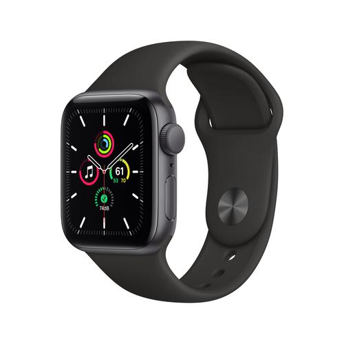 Apple Watch SE OLED Grijs GPS