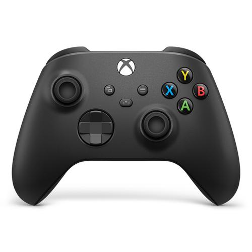 Microsoft Xbox Wireless Controller Black Zwart Bluetooth/USB Gamepad Analoog/digitaal Xbox One, Xbox One S, Xbox One X