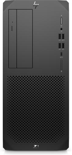 HP Z1 G6 Entry 10th gen Intel® Core™ i7 i7-10700 16 GB DDR4-SDRAM 512 GB SSD Tower Black Workstation Windows 10 Pro for Worksta