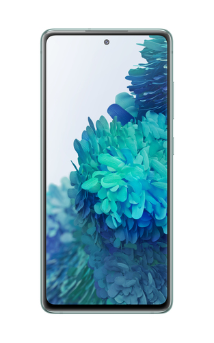 "Samsung Galaxy S20 FE SM-G780F 16,5 cm (6.5"") 8 GB 256 GB Dual SIM 4G USB Type-C Groen Android 10.0 4500 mAh"