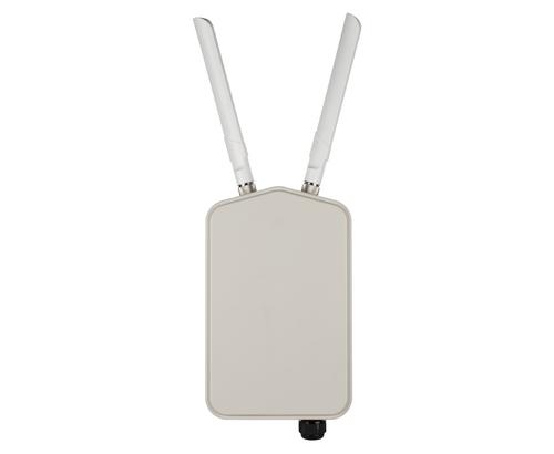 D-Link DBA-3621P draadloos toegangspunt (WAP) 1267 Mbit/s Power over Ethernet (PoE) Wit