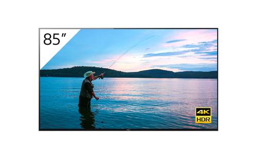 "Sony FWD-85X95H/T signage display Digital signage flat panel 2.16 m (85"") VA 4K Ultra HD Black Android 9.0"