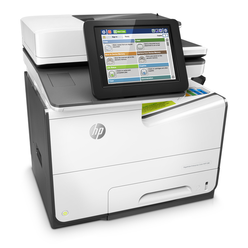 HP PageWide Enterprise Color 586dn Thermische inkjet A4 2400 x 1200 DPI 50 ppm