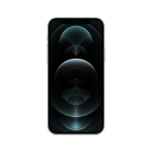 """Apple iPhone 12 Pro 15.5 cm (6.1"""") 128 GB Dual SIM 5G Silver iOS 14"""