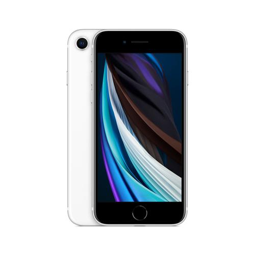 "Apple iPhone SE 11,9 cm (4.7"") Hybride Dual SIM iOS 14 4G 256 GB Wit"