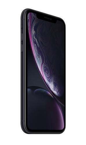 "Apple iPhone XR 15,5 cm (6.1"") 128 GB Dual SIM 4G Zwart iOS 14"