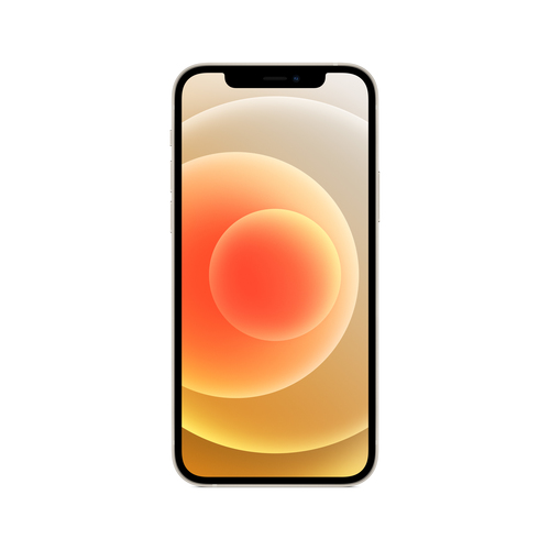 "Apple iPhone 12 15.5 cm (6.1"") 128 GB Dual SIM 5G White iOS 14"
