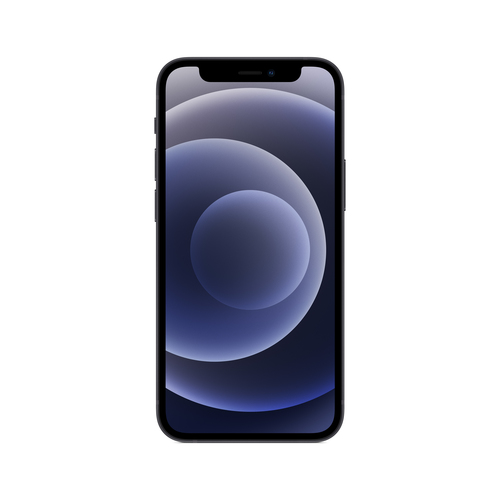 "Apple iPhone 12 mini 13.7 cm (5.4"") 128 GB Dual SIM 5G Black iOS 14"