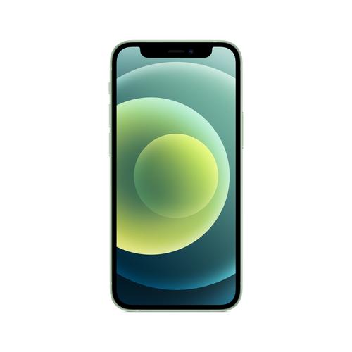 "Apple iPhone 12 mini 13.7 cm (5.4"") 256 GB Dual SIM 5G Green iOS 14"